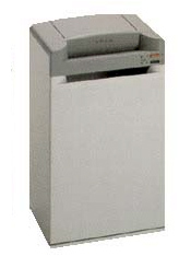 High Security Level 6 DOD approved paper shredder